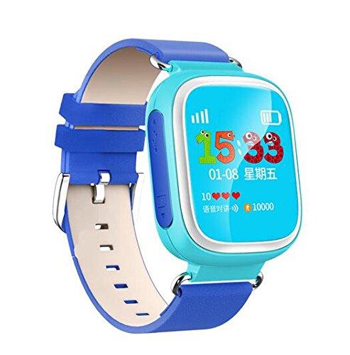 Kid reloj inteligente reloj Q70 para niños los niños GSM ...