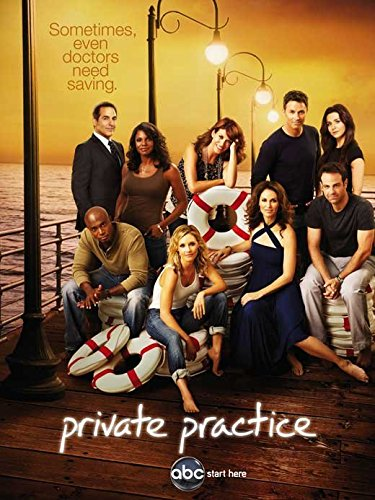 Private Practice Poster TV E (11 x 17 Inches - 28cm x 44cm ) Kate Walsh Tim Daly Taye Diggs Amy Brenneman Paul - Poster Diggs Taye