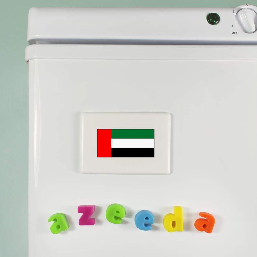 FM00020532 Azeeda Bandiera degli Emirati Arabi Uniti Calamita da Frigo