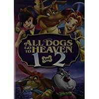 All Dogs Go to Heaven 1&2 DBFE (DVD)