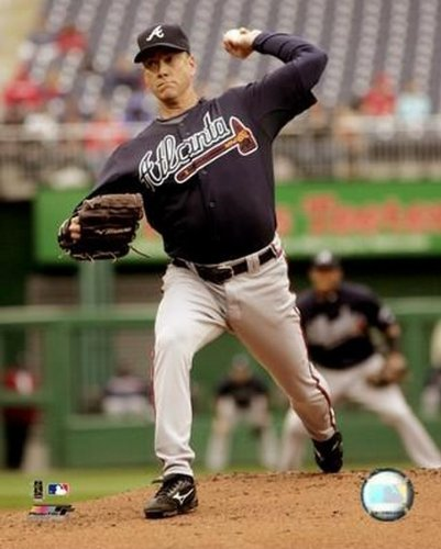 Tom Glavine Atlanta Braves 2008 MLB Action Photo #24 (Size: 8