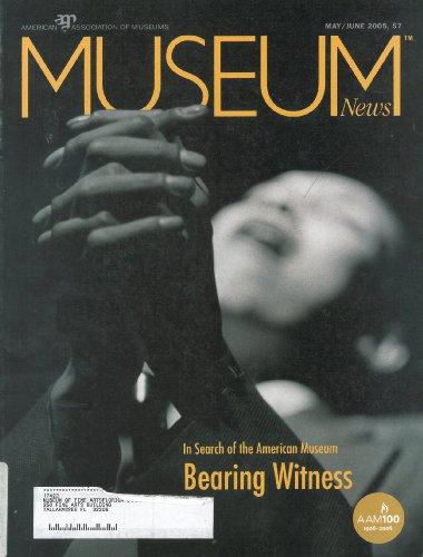 Museum News, v. 84, no. 3, May / June 2005