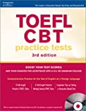 TOEFL CBT Practice Test 2004, Peterson's Guides Staff, 0768912210