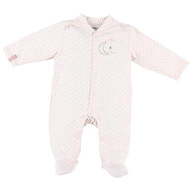 a7cb6bb86ec8a Noukie s Noukies Z885135 Pyjama grenouillère en Jersey Bébé Fille   Amazon.fr  Vêtements et accessoires