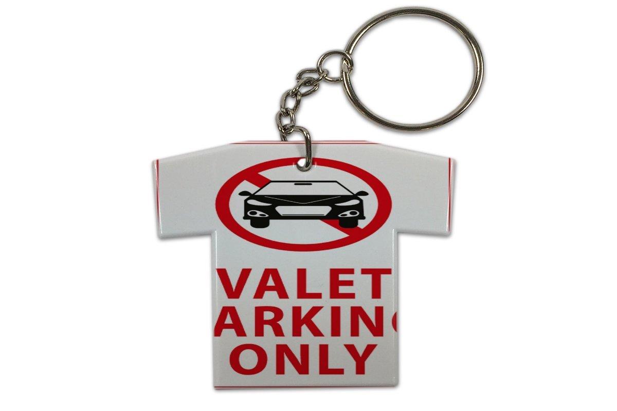 Llavero Nostalgic Retro Coche Parking VIP Jersey impreso ...