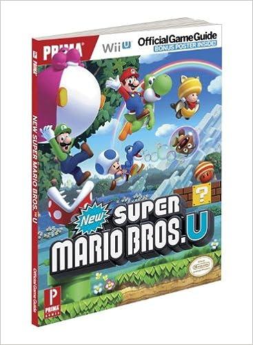 New Super Mario Bros U Prima Official Game Guide Stratton