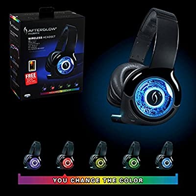 PDP PDP PL9930 Afterglow(R) Wireless Prismatic Universal Gaming Headset
