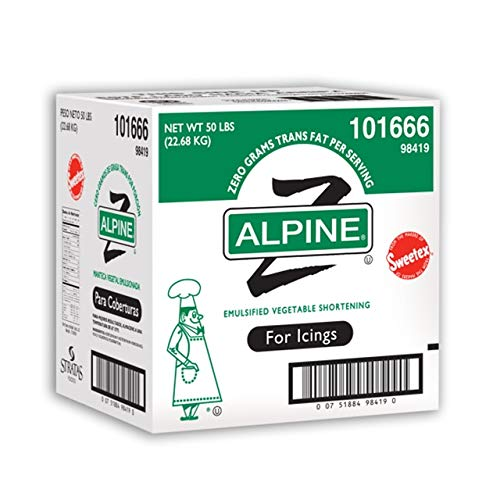 Alpine Z Palm Icing Shortening by Stratas Foods (Image #1)
