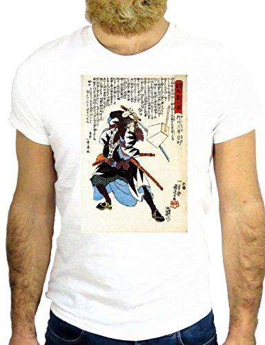 T SHIRT JODE Z1809 JAPAN MANGA CARTOON LADY FUNNY COOL FASHION NICE GGG24 BIANCA - WHITE XL