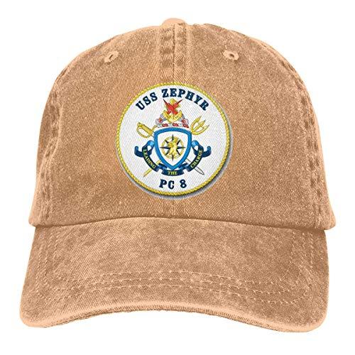 Zephyr Vintage Hat - 6