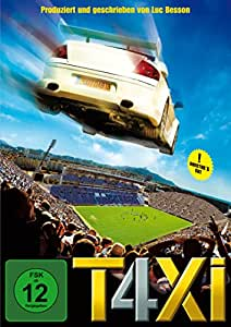 Taxi 4 [Alemania] [DVD]