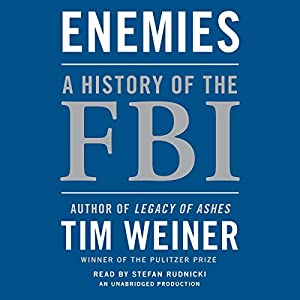 Enemies: A History of the FBI Hörbuch