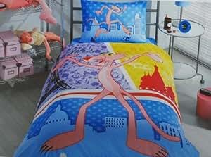 Disney Pink Panther Boutique Bedding Set for Kid Boy Girl Children