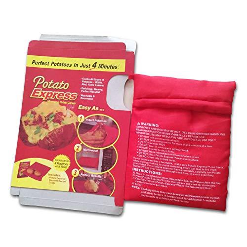 MICHAELA BLAKE Lavable Olla Bolsa de Patatas al Horno de ...