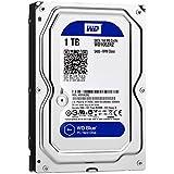 """WD WD10EZRZ Sabit Disk 1TB Masaüstü Bilgisayar Sata 3 64MB 3.5"""" , Mavi"""