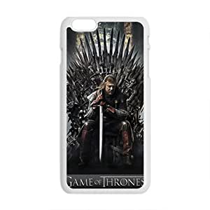 WAGT Game of Thrones Brand New And Custom Hard Case Cover Protector For Iphone 6 Plus