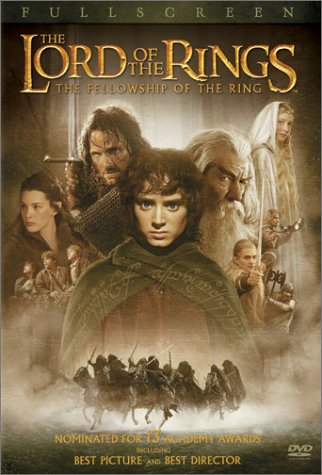 The Lord of the Rings - The Fellowship of the Ring (Full Screen Edition) (Lord Trilogy Of Vhs The Rings)