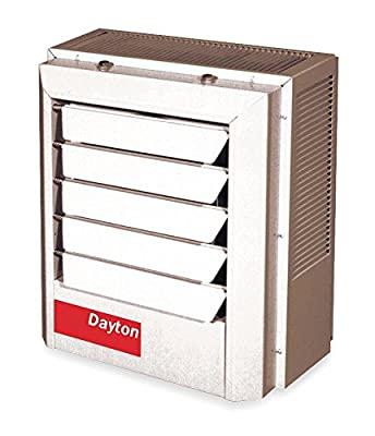 Dayton 2YU62 UNIT HEATER, 5.0/3.7 kW, 240/208 V