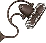 Matthews ME-TB, Melody,13'' Wall Fan, Bronze