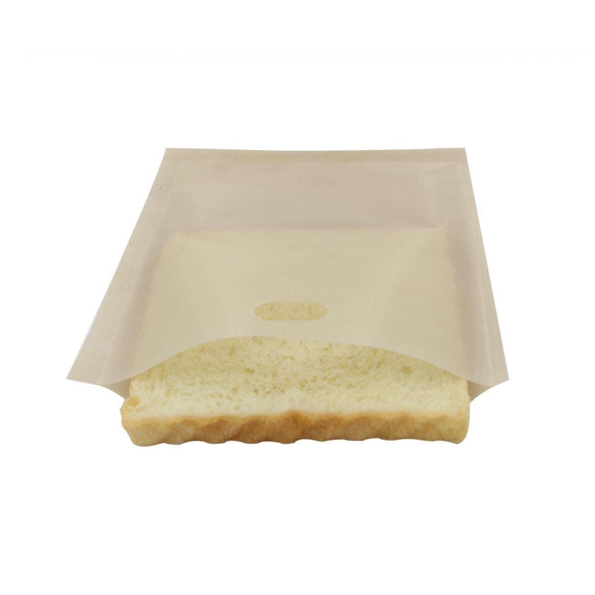 Tostadora bolsas sin Gluten, antiadherente reutilizable ...