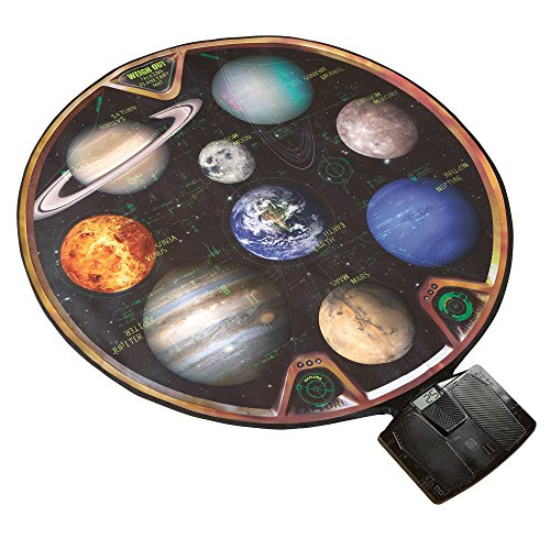 (Educational Insights GeoSafari Talking Planetary Mat )