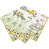 Talking Tables 13? Truly Fairy Disposable Napkins for a Birthday Party or Tea Party, Multicolor (20 Pack)