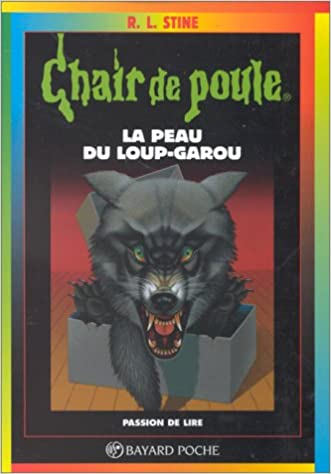 Lire en ligne La Peau du loup-garou pdf