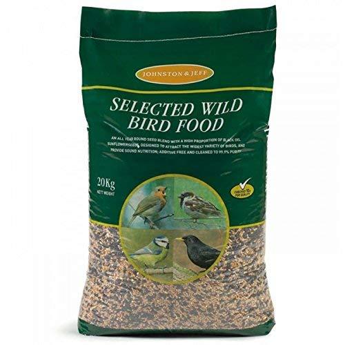 20 kg 3 X Wild Bird Food, 20 kg