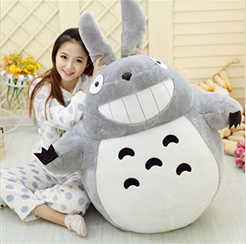 45 CM Famous Cartoon Totoro with Smile Plush Toy