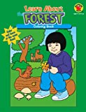 Learn about the Forest, Carson-Dellosa Publishing Staff, 0769641598