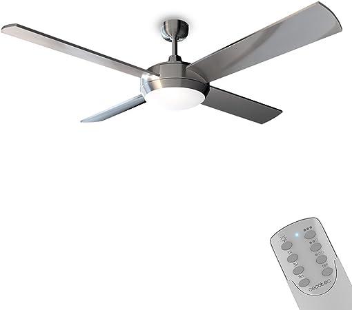 Cecotec Ventilador de Techo EnergySilence Aero 570. 132 cm de Di ...