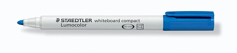 STAEDTLER Lumocolor Whiteboard-Marker compact 341, schwarz VE = 1 331993900