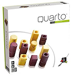 Gigamic Quarto Mini Game (Travel Version)