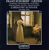 Schubert Lieder Schäfer