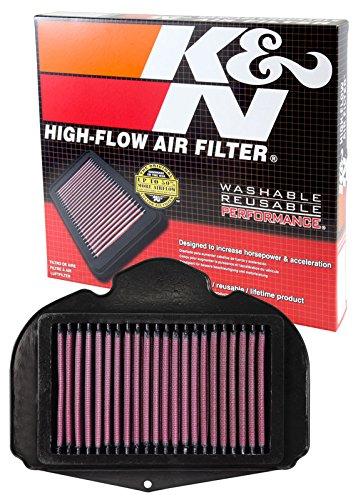 K&N YA-1210 Yamaha High Performance Replacement Air Filter by K&N