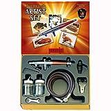 Paasche 2000SI Single Action Airbrush Kit