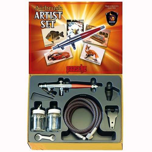 Paasche 2000SI Kit de aerógrafo de acción simple