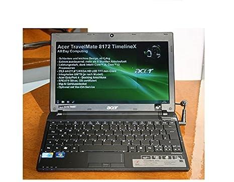 Notebook 11.6 Acer TravelMate 8172 4 GB/8 GB i3 U330 Profesional garantía Acer