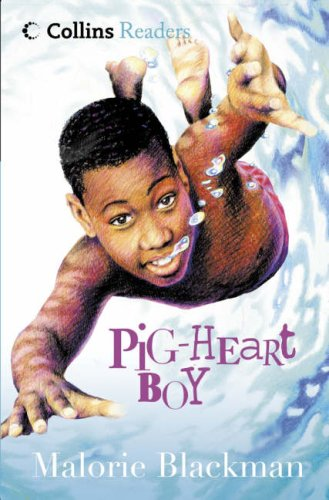 Book cover for Pig Heart Boy