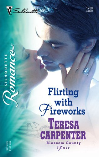 book cover of Flirting with Fireworks