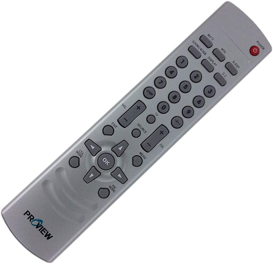 DEHA TV Remote Control for Proview P40841 Television