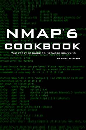 Nmap network scanning book download