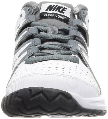 Vapor Blanc Silver Cool Tennis Chaussures White Nike Court Metallic de Femme Grey fnpSfdUB