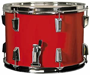 adam red marching band snare drum w sticks straps musical instruments. Black Bedroom Furniture Sets. Home Design Ideas