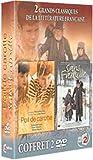 Coffret Classique Enfant 2 DVD : Poil de carotte / Sans famille