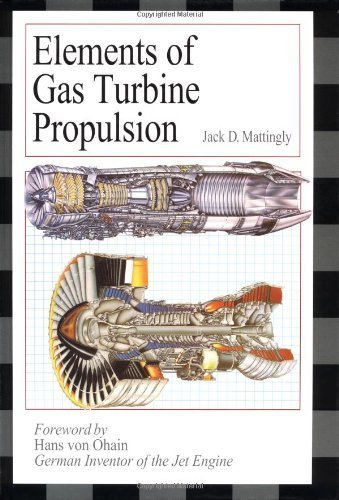 - Elements of Gas Turbine Propulsion w/ IBM 3.5' Disk 1st edition by Mattingly, Jack (1996) Hardcover