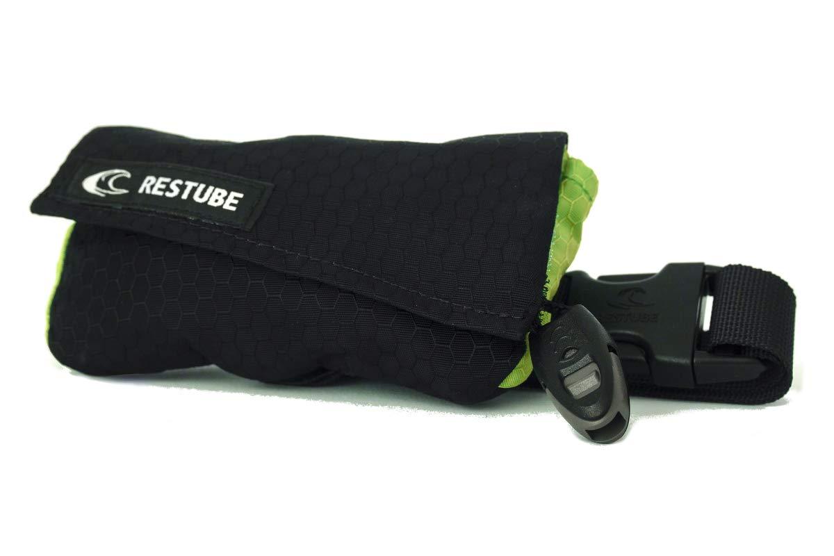 人気が高い RESTUBE(レスチューブ) ライフジャケット Black/Oasis 膨張式緊急浮力体 B01M998B24 スイム Black/Oasis スイム B01M998B24, 丹羽郡:84a036d3 --- a0267596.xsph.ru