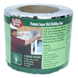 Protecto Wrap Super Stick Building Tape 4'' x 75' Roll