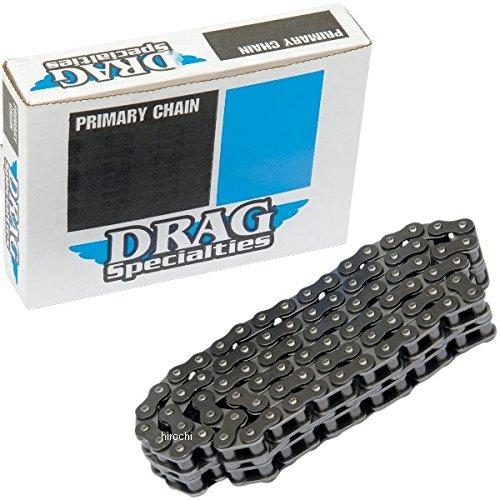 DRAG プライマリー チェーン 428-2 76 リンク 80年-06年 FLT、FXR、FXRS、FXRT 40037-79A 1120-0282   B01LZMX3AB