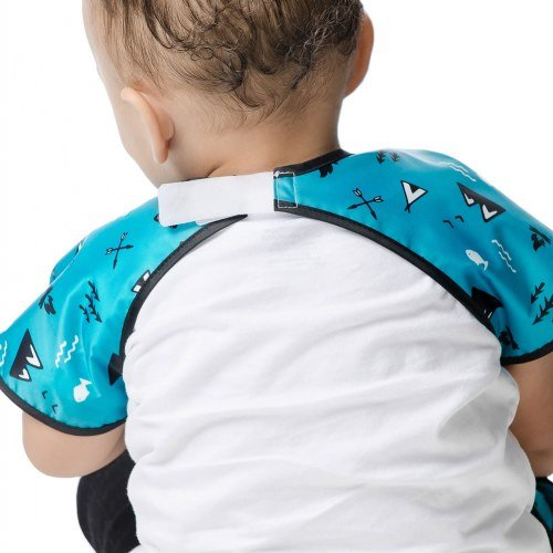 Bumkins Junior Bib Set (Set of 6)